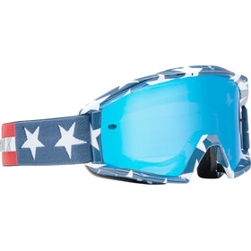 Fox Main Stripe goggles blauw
